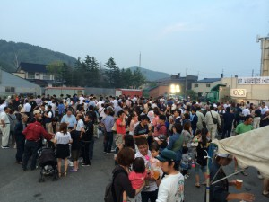 JA北宗谷青年部ビール祭り(7月開催)