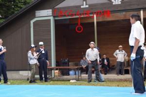 「さくらんぼの種飛ばしゲーム」最高記録は9m12cm!!