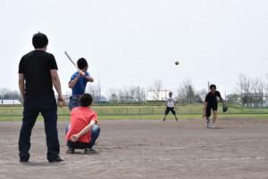 青年部スポーツ交流会