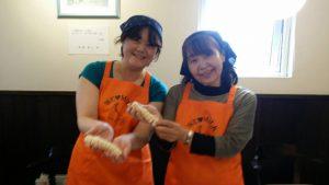 沼川女性部 パン作り