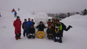 Numakawa Snow Party 青年部協力