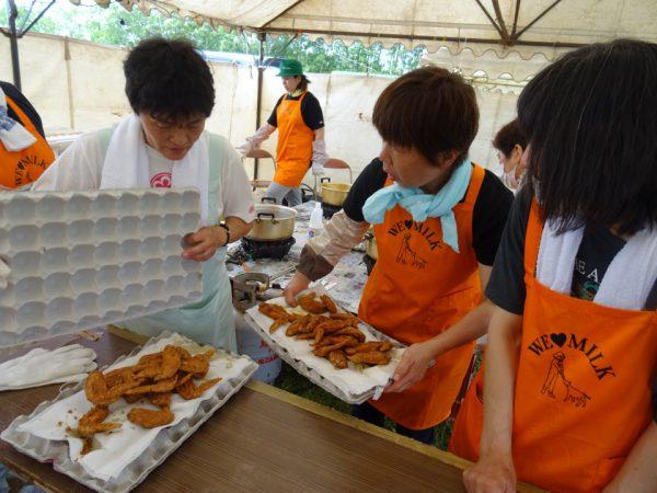 第31回沼川酪農祭開催
