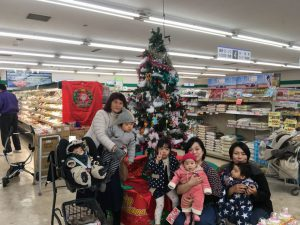 今年も登場 特大クリスマスツリー!!